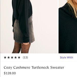 NWTA 100% Cashmere sweater